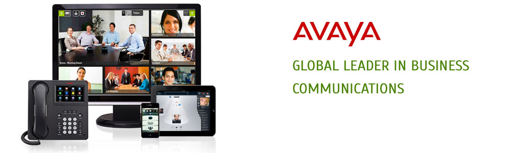 Avaya - Global leader in business communications